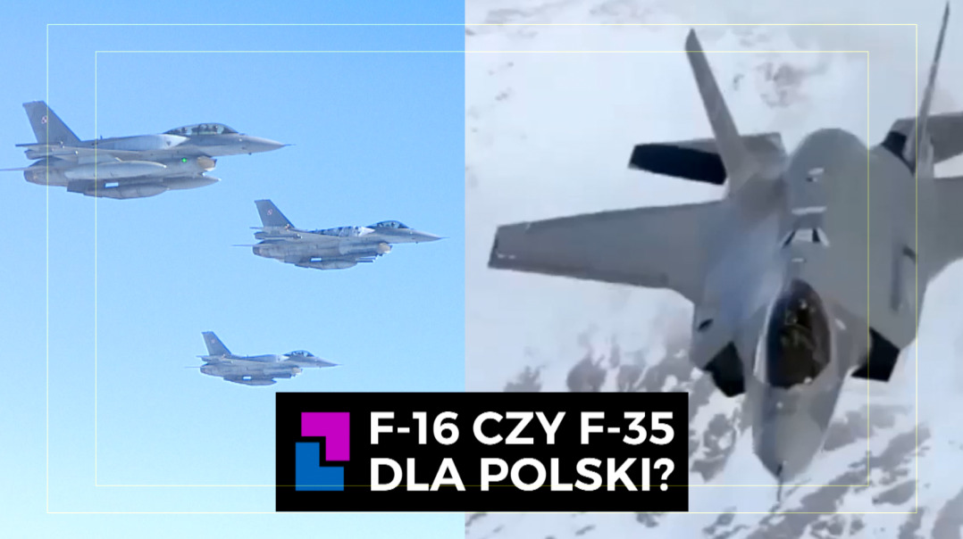 F-16 czy F-35?