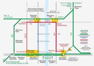 Duże utrudnienia na kolei: skrócone trasy, zmiany w rozkładach