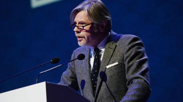 Potoroczyn z funkcji dyrektora IAM został zwolniony we wrześniu 2016 r. Piotr Guzik/ Forum