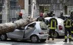 Strażacy usuwają skutki gwałtownej pogody we Włoszech