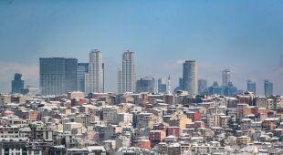 Śnieg w Turcji