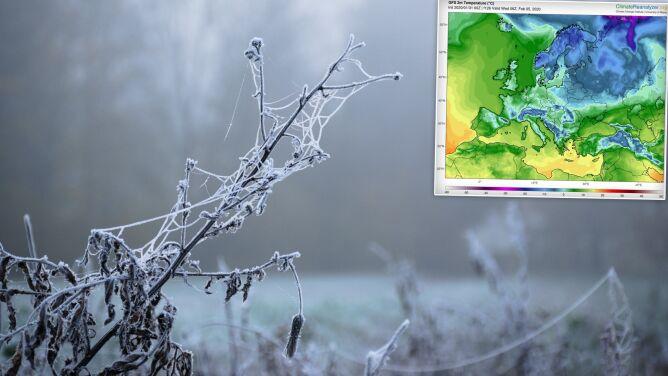 """Arktyczny chłód """"wjedzie do nas autostradą"""", ale """"szans na trwałą zimę brak"""""""
